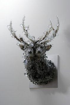 Kohei Nawa, PixCell-Double Deer