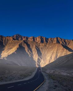 The Road and the game of shades. . Early morning on one of my favourite road in Ladakh. . #earth_shotz #neverstopexploring #global_hotshotz #global_shotz #beautifuldestinations #ourplanetdaily #awesome_earthpix #ig_bliss #exploreeverything #planetearth #landscape #mountains #expedition #keepitwild #withManish #ladakh #landscape #wilderness #shadows #bbctravel #bbcearth #earthfocus . #wanderlust #watchthisinstagood #IamATraveler #lastlight #mirror #shadows #shotoniphone . #madewithluminar…