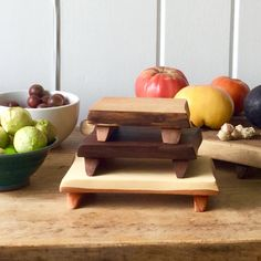 Tapa Platters Mix and Match by grayworksdesign on Etsy