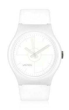 The perfect watch for Summer! Check out this limited edition matte white watch from Vannen. #watches #fashionaccessories #vannen #whitewatch