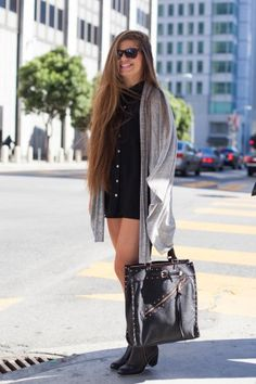 Campus Stalking! 9 Looks From S.F.'s Most Stylish University