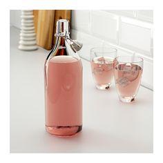 KORKEN Flasche mit Verschluss  - IKEA