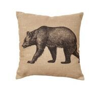 These pillows are the perfect accent for a worn-in plaid couch. ($37; blackforestdecor.com)   - CountryLiving.com