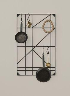 Ferm living - Wandrek 'Square rack'
