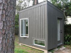 Tiny Modern Thoreau Cabin For Sale on eBay!
