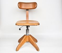 Original Stoll Giroflex Chair / Vintage by TheCuriousCaseShop