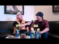 youtube video interview from Dangershowfroggy from 4-2011