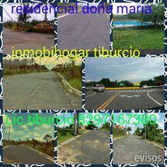 INMOBIHOGAR TIBURCIO EN RD TEL 809 926 9761  SOLAR DE 233.03 METROS EN RESIDENCIAL COLINAS  EN LA ZONA  ..  http://belmonte-de-miranda.evisos.es/inmobihogar-tiburcio-en-rd-tel-809-926-9761-id-688824