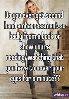 Ya there are times I can't finish a movie or book cuz it's so bad lol I couldn't finish pineapple express or superbad