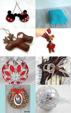 Christmas by Csilla on Etsy--Pinned with TreasuryPin.com Collections, Christmas, Etsy, Natal, Xmas, Weihnachten, Yule, Noel, Natale