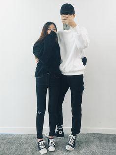 Image of: Couple Ulzzang Official Korean Fashion Korean Couple Fashion Pinterest 28 Best Storiescouple Images In 2019 Korean Fashion Fashion