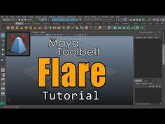 The Maya Toolbelt - Flare Deformer - YouTube