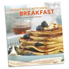 Stonewall Kitchen Breakfast Cookbook ~ Can't have a bed and breakfast without yummy breakfasts!