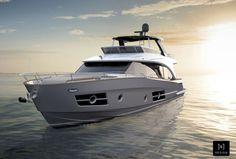 Greenline 65 Ocean Class Hybrid Yacht