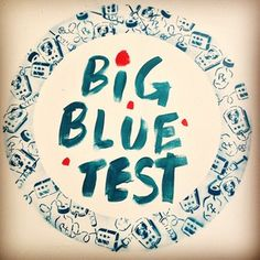 We're in the second week of the #BigBlueTest and on our way to 20,000 check-ins online. Won't you join us?