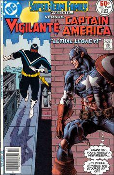 Super-Team Family: The Lost Issues!: Batman and The Herculoids Vintage Comic Books, Vintage Comics, Comic Book Covers, Comic Book Heroes, Marvel And Dc Crossover, Comic Pictures, Comic Pics, Old Comics, Classic Comics