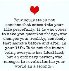 Soulmate ❤