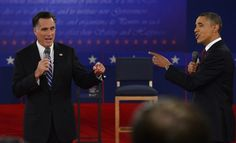 393 Romney's 'Binder full of women' comment spills onto campaign trail    View Photo Gallery — Obama and Romney aggressive in second presidential debate:A far more aggressive President Obama showed up for his second debate with Mitt Romney, and at moments their town-hall-style engagement felt more like a shouting match than a presidential debate.  Published: October 18