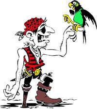 Arrr! It's International Talk Like a Pirate Day. Here are some tips to help you sound like an authentic pirate.