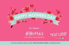 Flyer para Biffa's Feliz Dia de la Madre