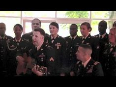 SGT KIMBERLY AGAR SINGS WITH US ARMY BAND & CHORUS-EUROPE after leaving 15 months of combat with an UNDIAGNOSED/untreated TBI for 4 YEARS, led to HER Active Duty Suicide.