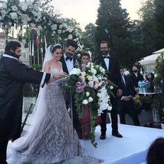 Wedding ceremony-Mr and Mrs Ozchivit