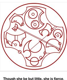 I already have one Gallifreyan tattoo, but I've always wanted this Shakespeare quote as another, and the Gallifreyan makes it even cooler!