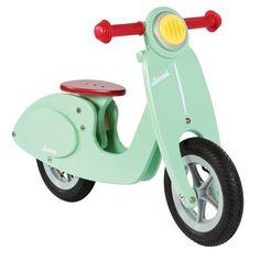Scooter in mint- love it.