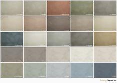 Kalkfärg Lady Minerals från Jotun, Lovelyhome.se