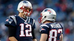 Tom Brady and Wes Welker used their superhuman connection to torch defenses
