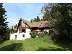 rural retreat with room for the whole family, ample privacy, private pond, the peaceful sounds of Kanaka Creek and 9000 sq.ft of living area Trunk Road, Rural Retreats, Mls Real Estate, Land For Sale, Living Area, Pond, Cabin, Homes, House Styles