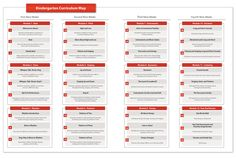 curriculum map for general music