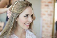 Tulle - Acessórios para noivas e festa. Arranjos, Casquetes, Tiara   ♥ Camila Queiroz