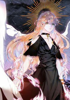 Cool Anime Girl, Pretty Anime Girl, Beautiful Anime Girl, Anime Art Girl, Manga Anime, Manhwa Manga, Manga Girl, Fantasy Characters, Female Characters
