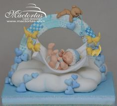baby shower You are in the right place about Cake Design mariage Here we offer you the most beautiful pictures about the Cake Design for boys you are look Baby Shower Cakes, Baby Shower Themes, Baby Boy Shower, Baby Boy Baptism, Baby Shawer, Gateau Baby Shower Garcon, Baptism Desserts, Baptism Cupcakes, Deco Cupcake
