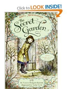 Literature - read aloud: The Secret Garden