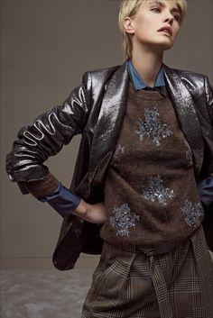 Sfilata Brunello Cucinelli Milano - Collezioni Autunno Inverno 2018-19 - Vogue
