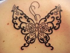 Meaning of butterfly tattoos