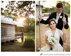 These shots absolutely transfer me to another world. A really, really awesome world // Classic details, vintage inspiration, Southern elegance // A sophisticated Heartwood Hall wedding. Memphis Wedding Photography by Amy Hutchinson Photography // Venue: Heartwood Hall
