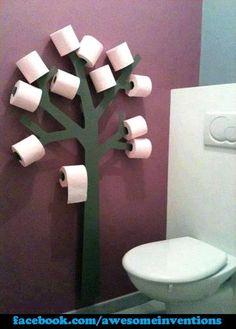 A creative teepee tree.