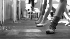 ballet practice - one of 8 picks for this week's Friday Favorites - Living Vintage