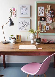 7 ideeën om van je bureau een leuk plekje te maken