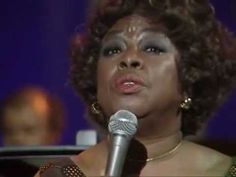 """Sarah Vaughan sings Send in the Clowns - YouTube- It is for many of us INCOMPREHENSIBLE that an Artist of this magnitude was refused Music Videos, as decision makers in the Music Industry deemed Sarah """"too unattractive"""" for that medium.... Sarah was a MUSICIAN'S Musician. A Jazz Musician once said of her: """"Sarah can sing notes other Musicians can't even hear""""... MISS DIVINE is now deceased, that awesome voice is stilled, and WE ALL LOSE. ...."""