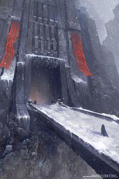 The Sacred Flames by Ishutani on deviantART