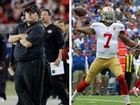 Chip Kelly: Niners can build on Colin Kaepernicks start