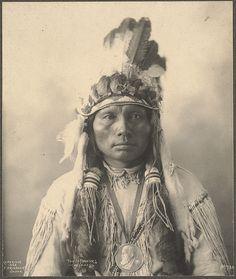 Three Fingers, Cheyenne