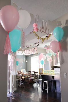LOVE birthday banners of all kinds! made with Minc by Heidi Swapp