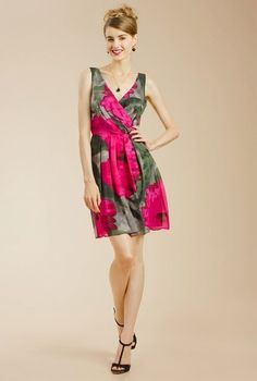 nice spring dress Trina Turk Winston