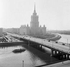 Парадный въезд: каким задумывали Новый Арбат в СССР :: Мнения :: РБК Недвижимость