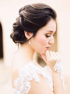 Classic braided bridal udpo